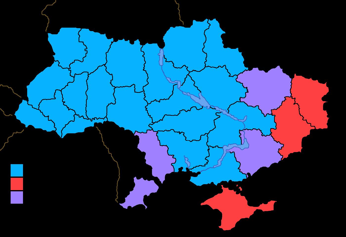 Ukraine Though Among Russian Speakers 114