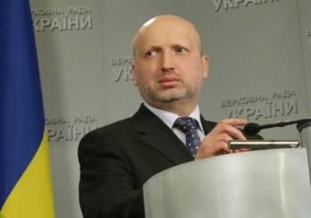 Oleksandr Turchynov, Secretary of the National Security and Defense Council of Ukraine (NSDC)