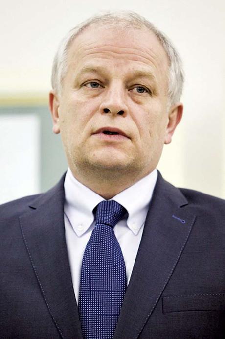 Stepan Kubiw trat am 19. Juni als Chef der Nationalbank der Ukraine zurücK (Foto: Ukrainian News)