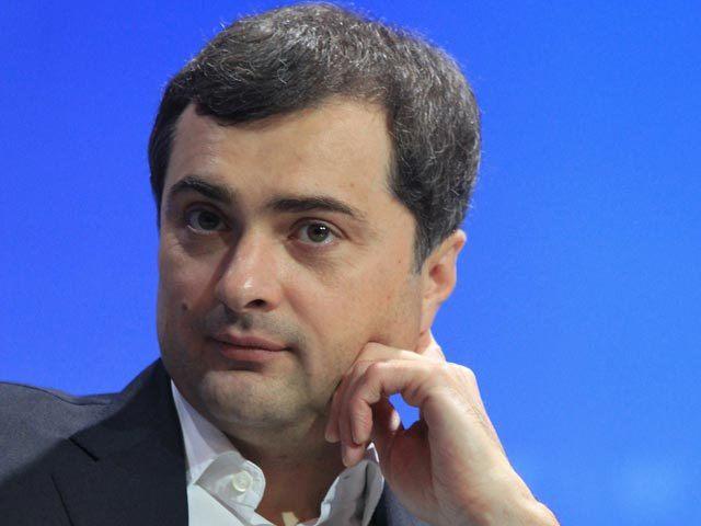 Wladislaw Surkow, der mutmaßliche Drahtzieher des derzeitigen Konflikts in der Ostukraine