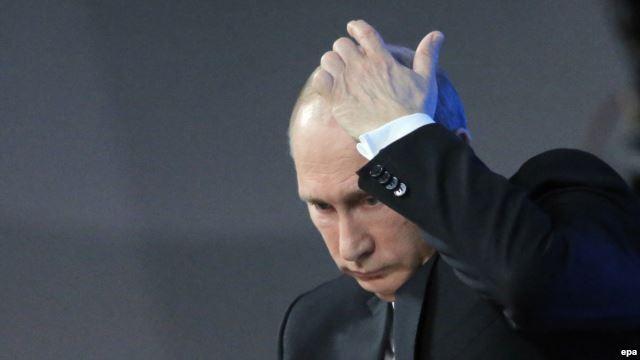 Ukraine Enjoyed Seeing Putin Flustered