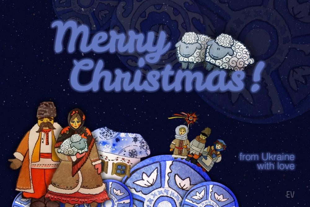A Night of Faith: Ukrainian Christmas Eve -Euromaidan Press |