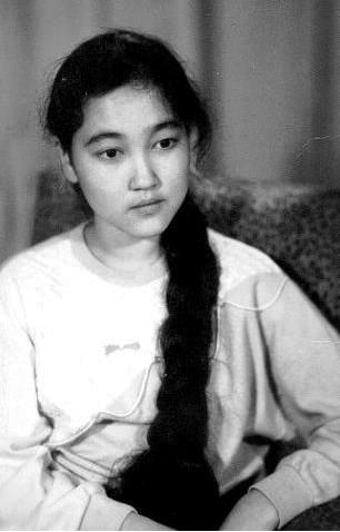 Buryat girl