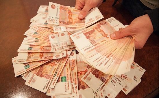 Russian rubles (Image: Anastasia Makarycheva, RBC.ru)