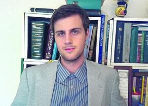 "Mykhailo Yakubovych, Ph.D., Ukrainian National University ""Ostroh Academy"" (Image: Islam v SNG)"
