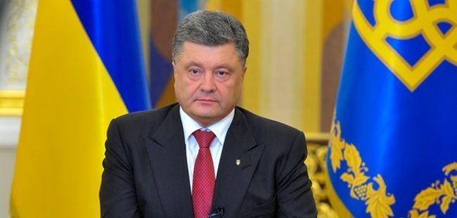 Ukrainian President Petro Poroshenko (Image: QHA)