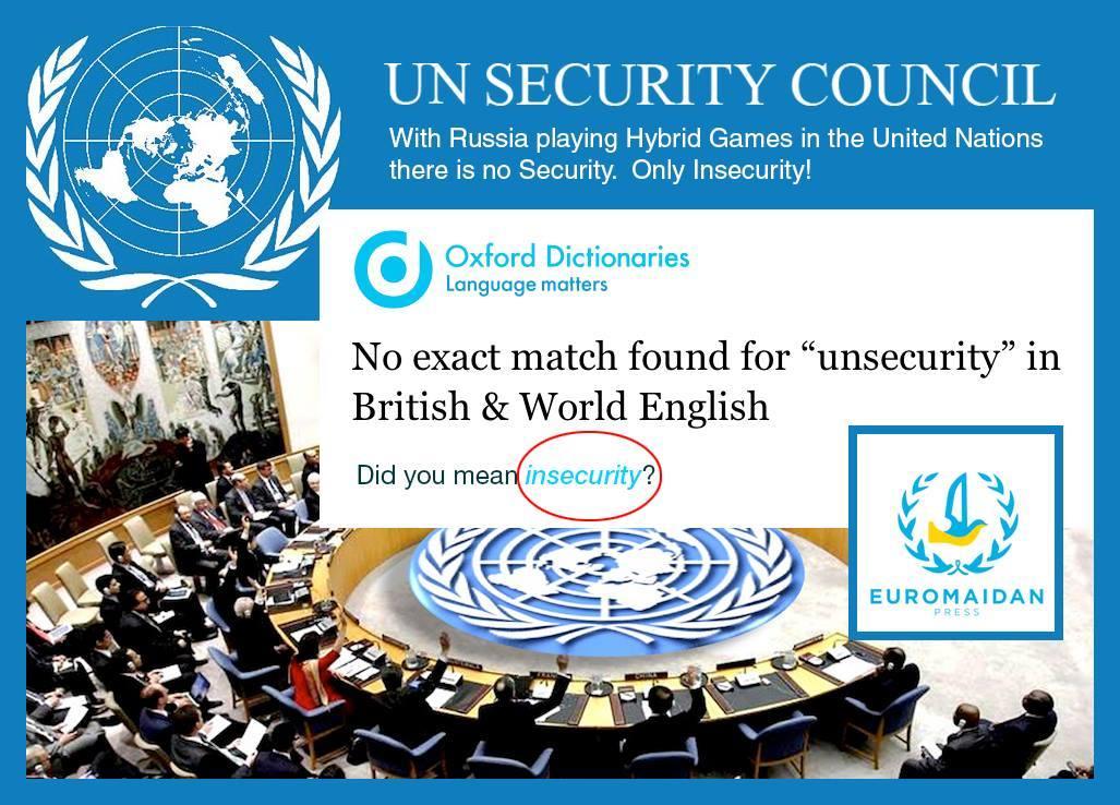 Veto power in the UN Security Council
