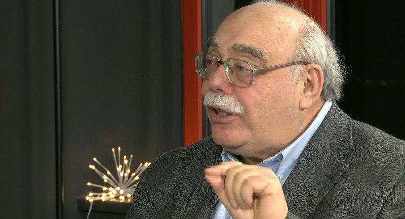 Prominent Ukrainian economist Aleksandr Paskhaver (Image: Politolog.net)