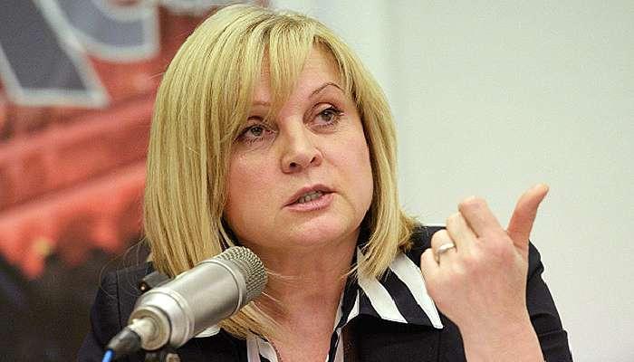 Russia ombudsman Pamfilova