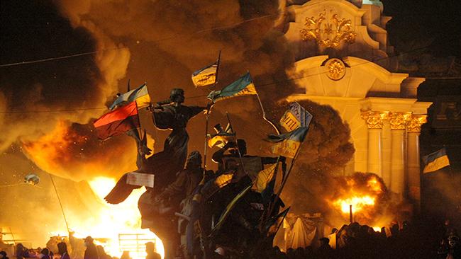 maidan revolution Ukraine