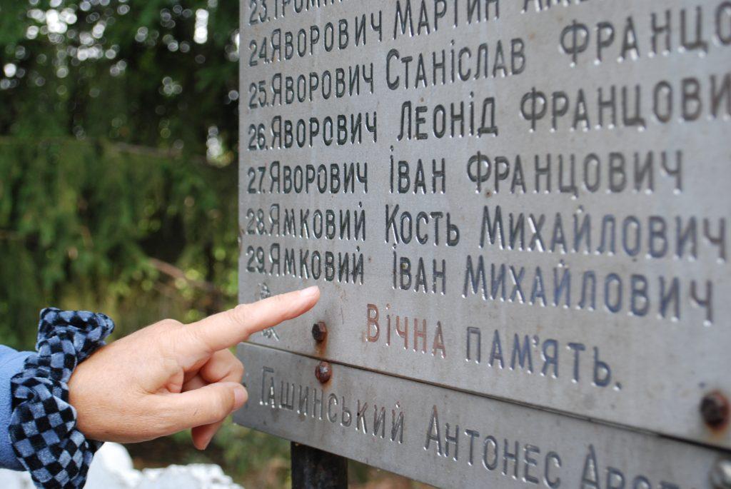 Marie-France Clerc: Qui peut vivre sans passé ? (Euromaidan Press)
