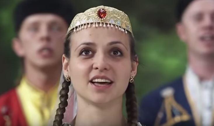 Anthem Ukrainian Ladies 72