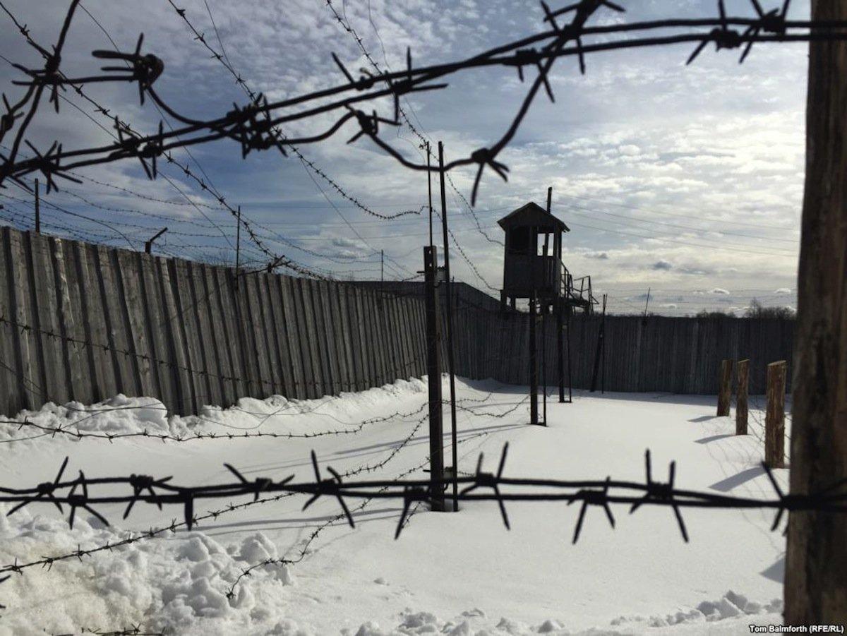A Soviet GULAG prison (Image: Tom Balmforth, RFE/RL)