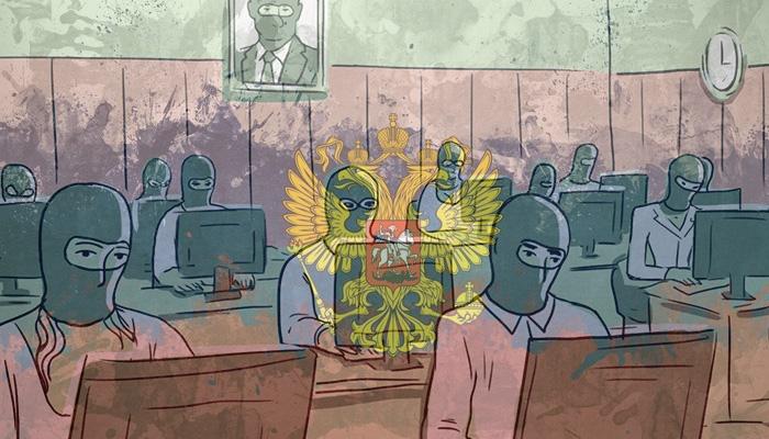 Russian trolls attack Americans