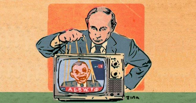 Image result for russia tv propaganda