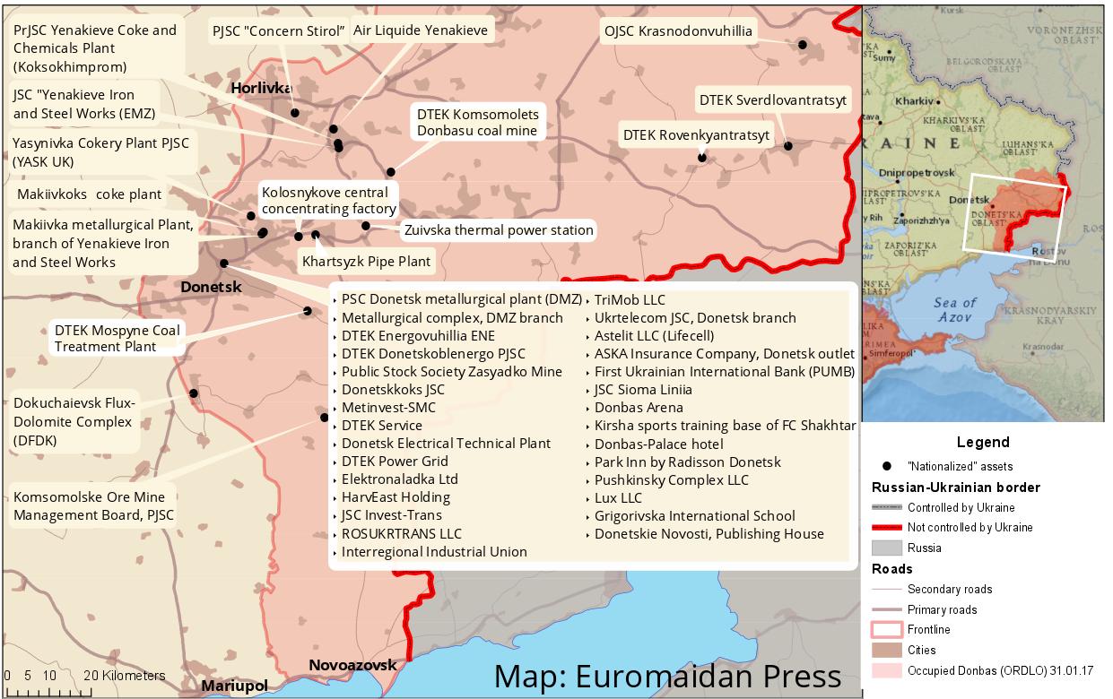 L'invasion Russe en Ukraine LDNR-nationalization-full-donbasreports-euromaidanpress