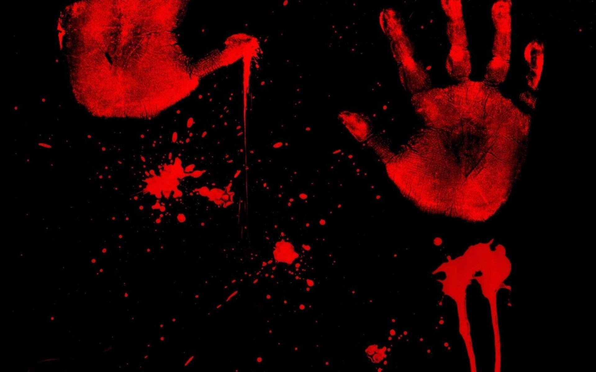 Bloody Handprints (Image: novayagazeta.ru)