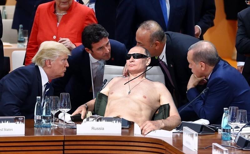 Russian Internet meme (Image: social media)