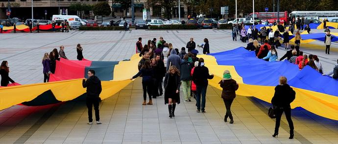 Marshall plan for Ukraine