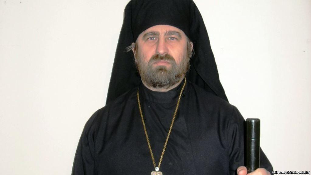 Archbishop Sviatoslau Lohin, Primate of the Belarusian Autocephalous Orthodox Church (Image: belapc.org)