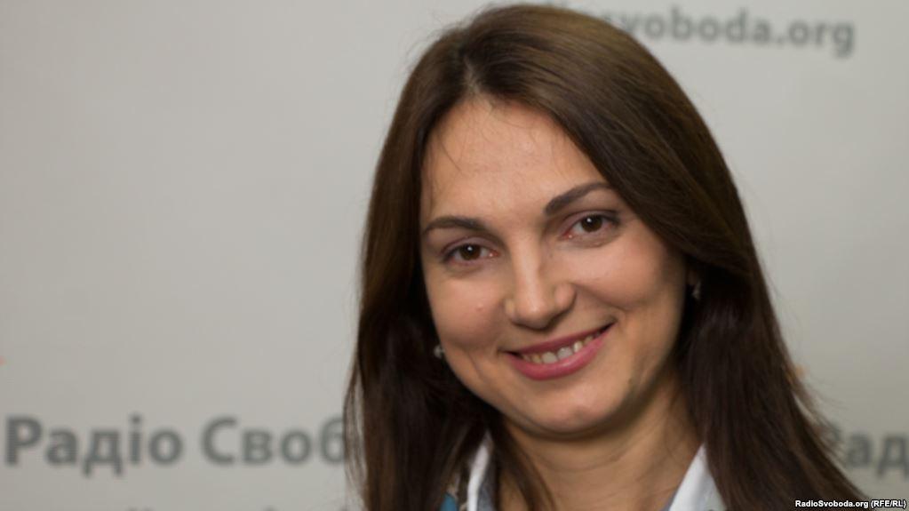 Hanna Hopko (Image: RadioSvoboda.org RFE/RL)