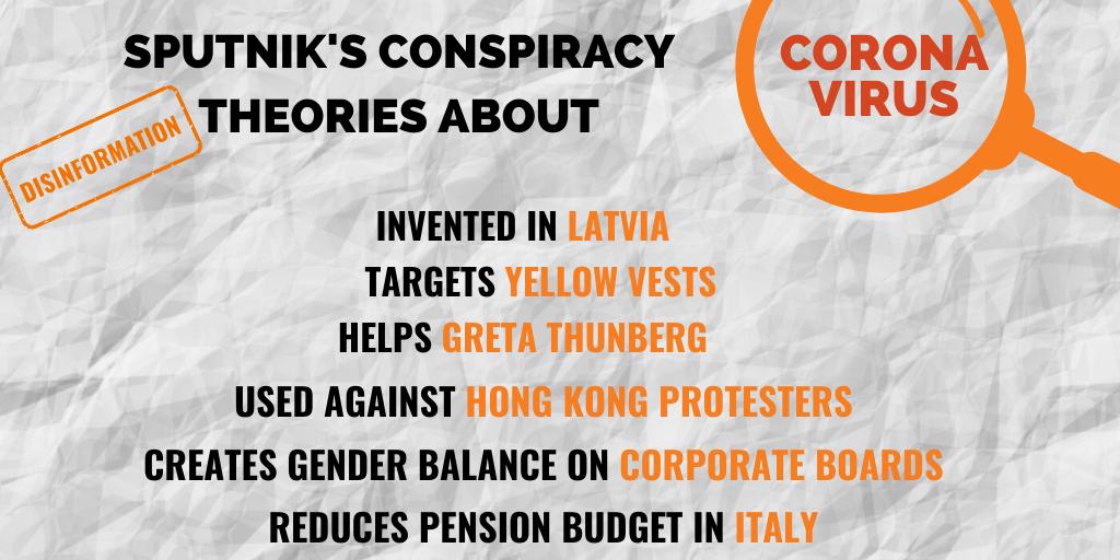 Sputnik: Coronavirus Could be Designed to Kill Elderly Italians