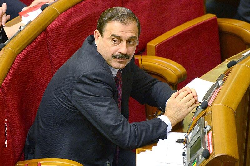 Bulgarian-Ukrainian Rada deputy Anton Kisse (Photo by Vadim Chupryna via wikimedia.org)