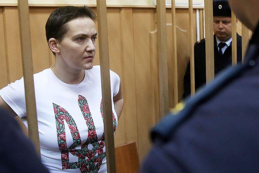 Während eines Prozesstermins im November im Moskauer Stadtgericht