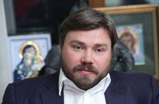 Konstantin Malofejew - Sergey Avduevsky / TASS