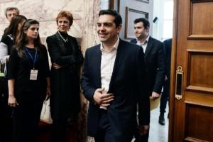 Der griechische Ministerpräsident Alexis Tsipras wird in Moskau erwartet