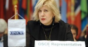 Dunja Mijatović , OSZE-Beauftragte für Medienfreiheit