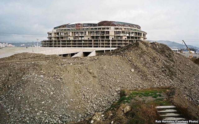 Sicherheitsbeauftragte gab es kaum bei den Großprojekten in Sotschi