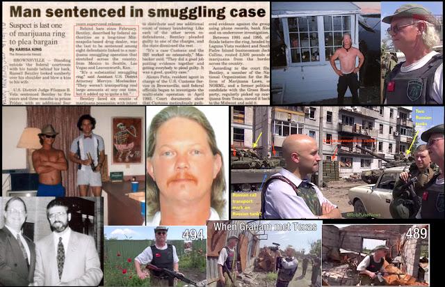 Vom Hardcore-Drogenschmuggler zum Donbas-Medienstar. Foto: stopfake.org